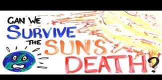 sun death