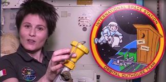 Astronauts Reveals Bizarre Equipment Used in International Space Station's Toilet