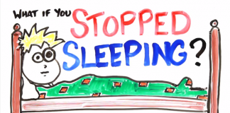 what if we stopped sleeping