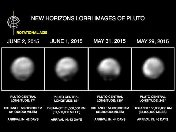 PHOTO CREDIT: NASA/Johns Hopkins University Applied Physics Laboratory/Southwest Research Institute