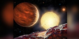 newly discovered planet