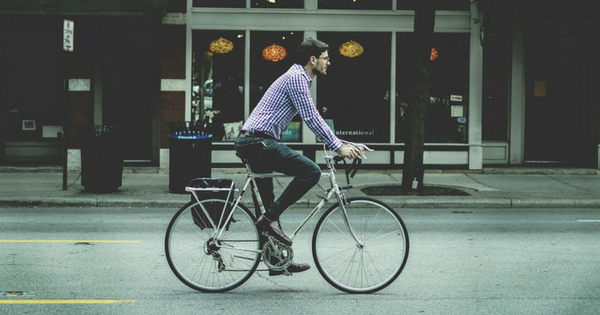 Study: Cycling to Work Reduces Risk of Heart Disease and Cancer by Almost Half