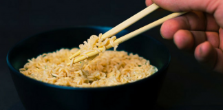 Study: Consumption of Instant Noodles May Put You at Risk for Heart Problems